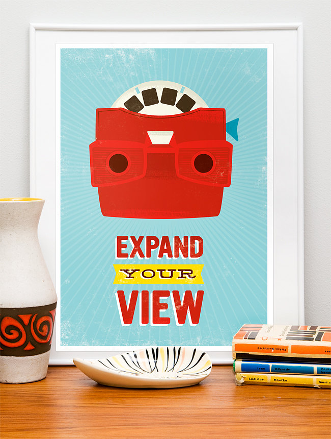 blue-red-poster-prints